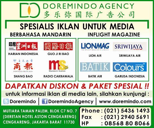 Doremindo Agency, Spesialis Pasang Iklan Media
