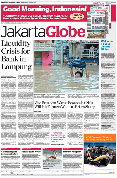 The Jakarta Globe