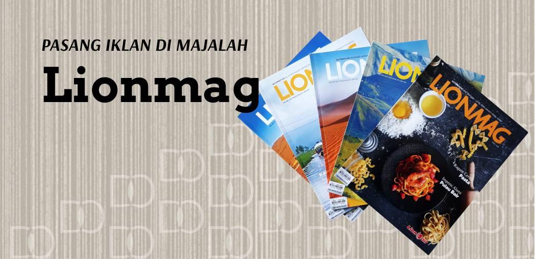 Pasang Iklan di Lionmag