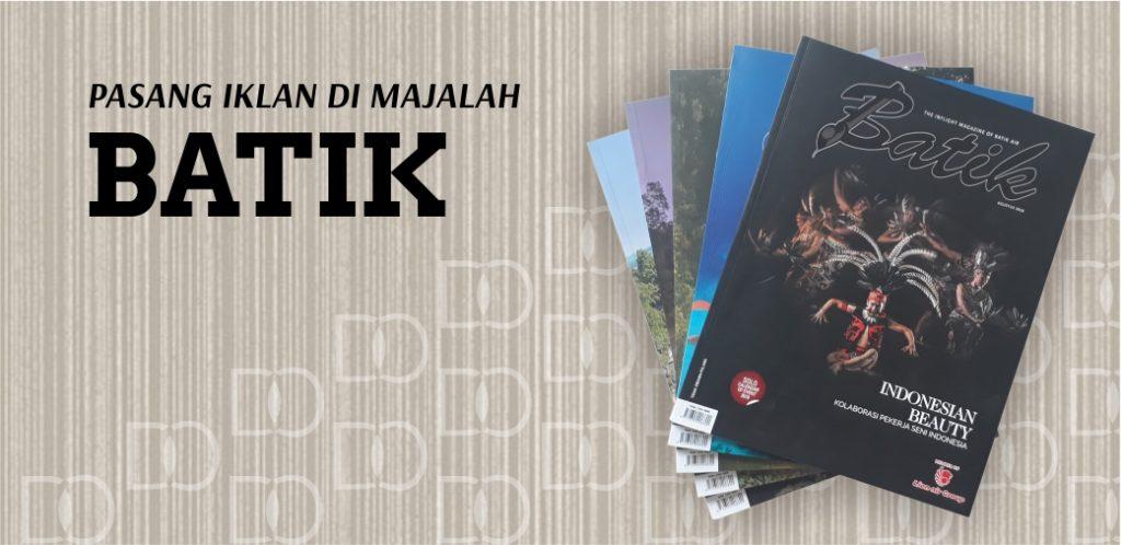 Majalah Pesawat Batik Air