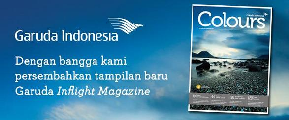 Colours - Majalah Garuda Indonesia