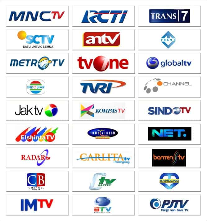 Pasang Iklan TV - Logo TV