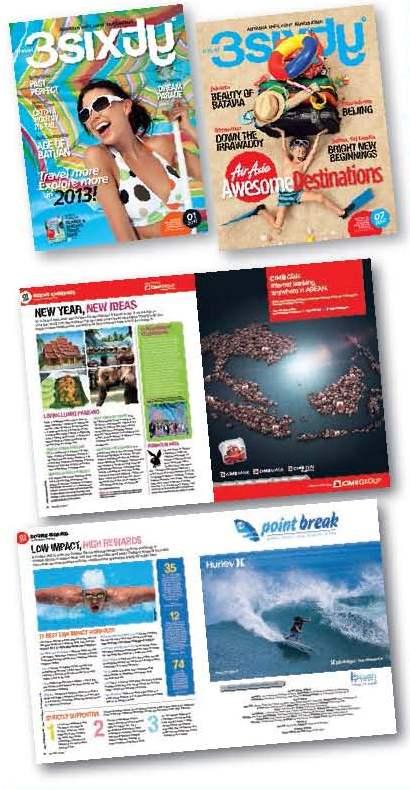Majalah Pesawat AirAsia
