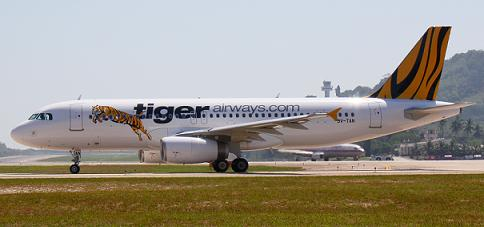 Tiger Airways - Tiger Mandala