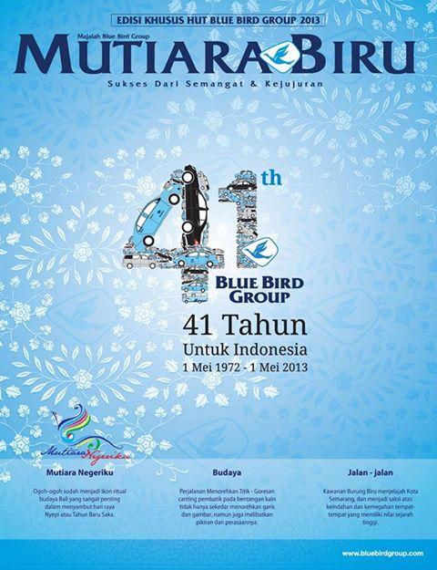 Majalah Mutiara Biru @ Blue Bird