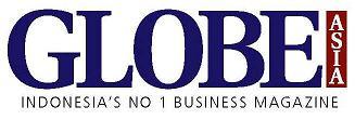 Logo GLOBE ASIA Magazine