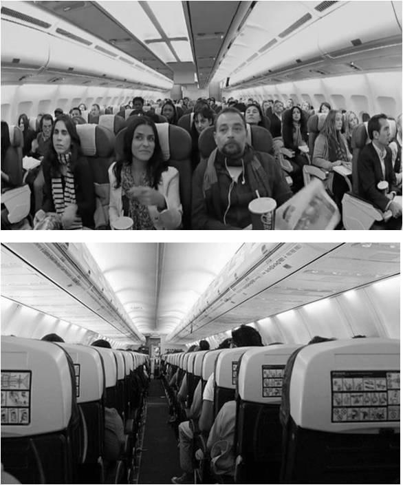 In-flight Advertising Citilink