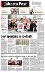 Pasang Iklan Jakarta Post